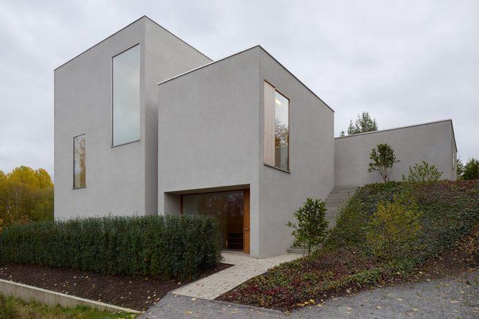 Palmgren House by John Pawson. © Lindman Photography. #house