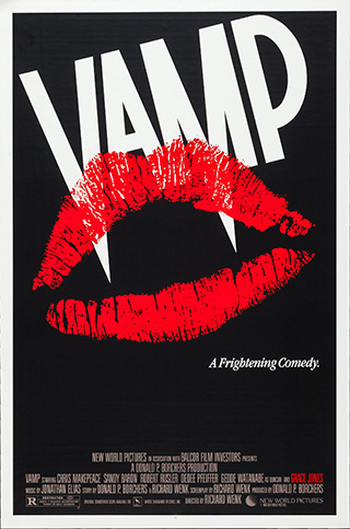 image #movie #vamp #poster #typography