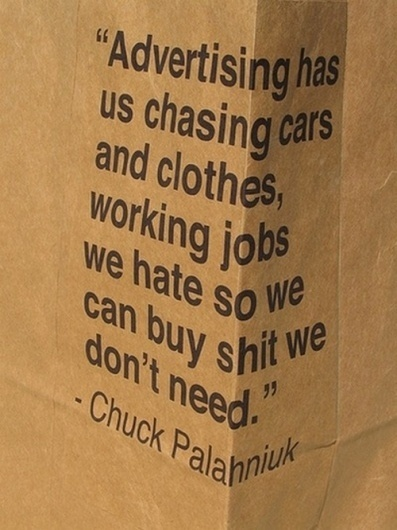 image.in #recycle #really #quotes #advertising #not #true #sorta #bag #paper #but