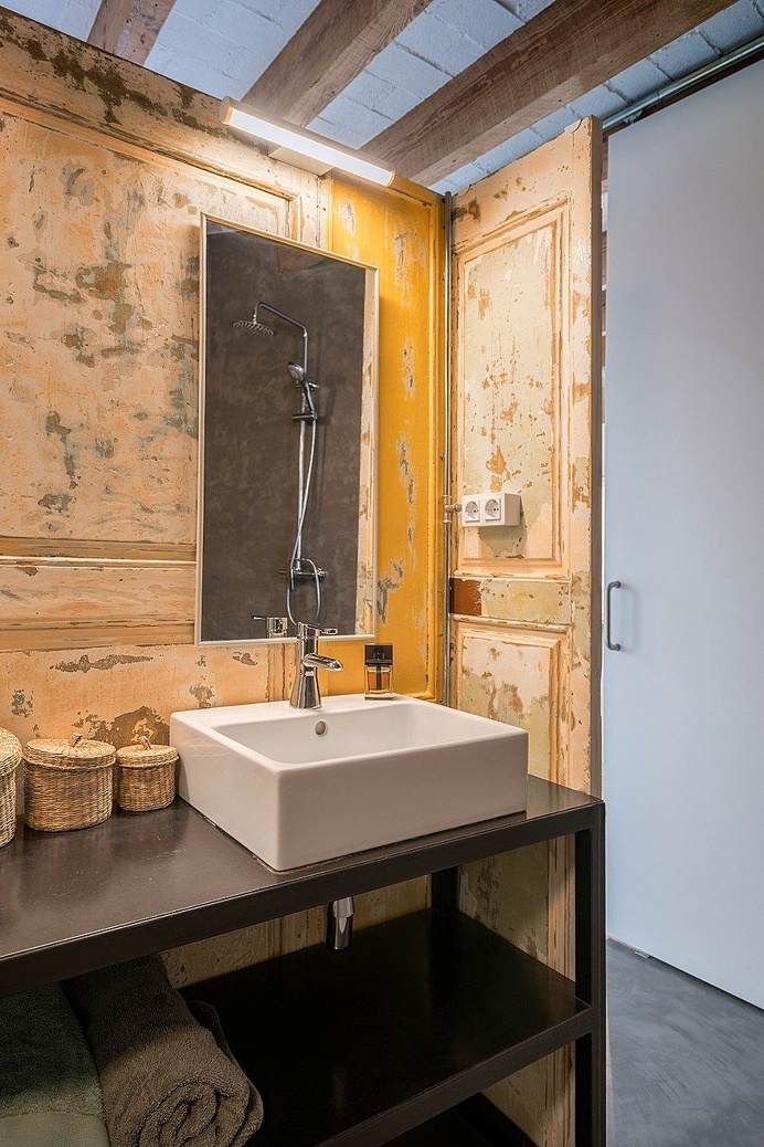 75 sqm Apartment Rehabilitation in a Old Building in Barcelona 17
