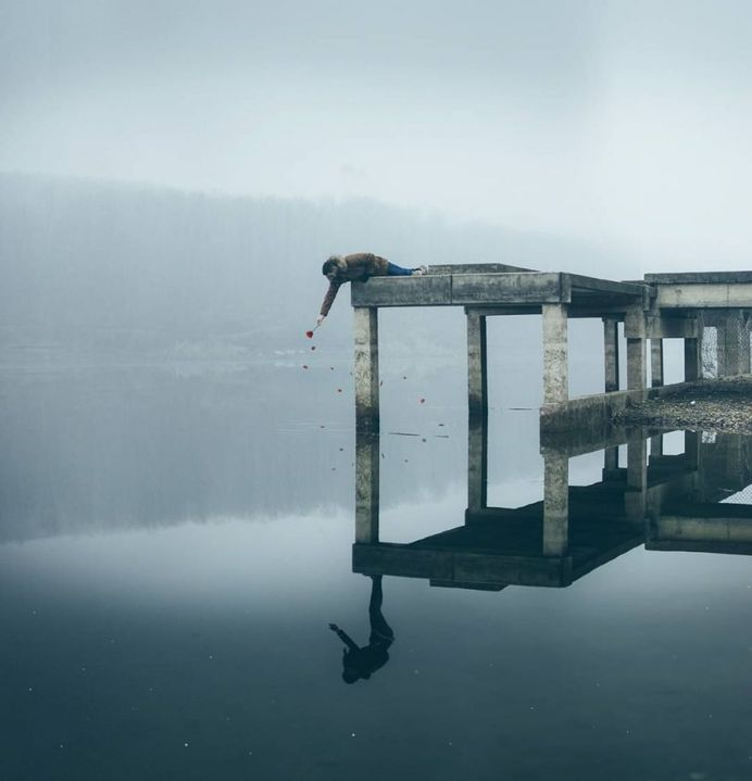 Cinematic, Conceptual and Dreamlike Photography by Alexa Svilkic