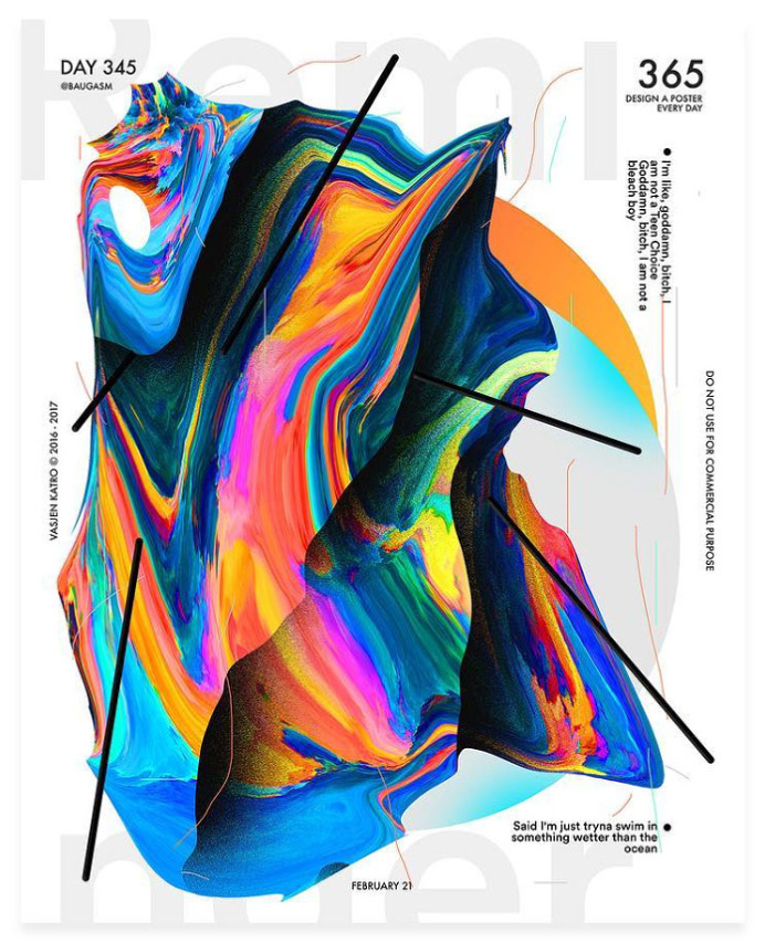 Baugasm Posters by Vasjen Katro