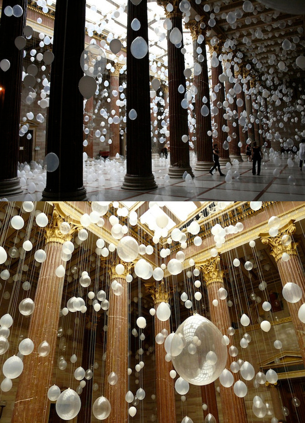 Go theatrical with Balloons #balloons