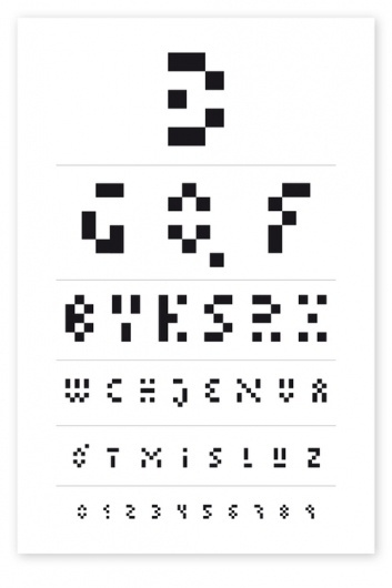 Game Øver on Typography Served #type #font