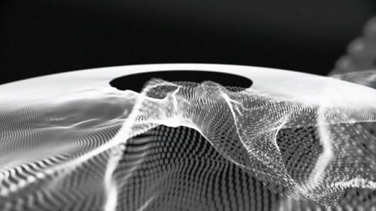 Wade – Creative Studio | Silver Black Cycle #art