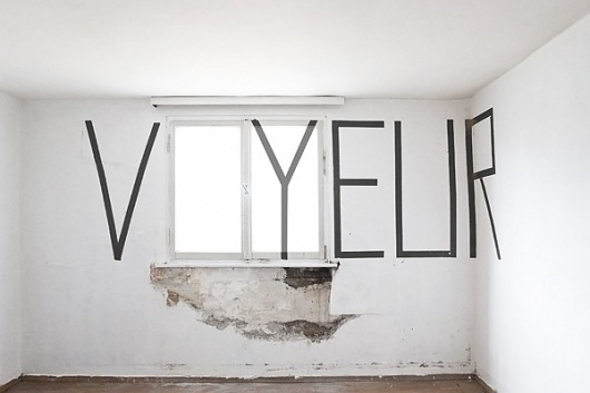 output: Christoph Miler #type #space #typography