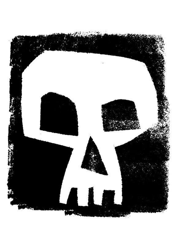 Cyrumblr #skull