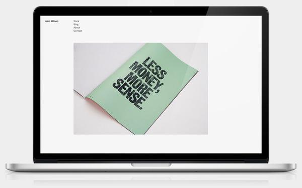 Fine Thought | Nathan Leigh Davis #design #web