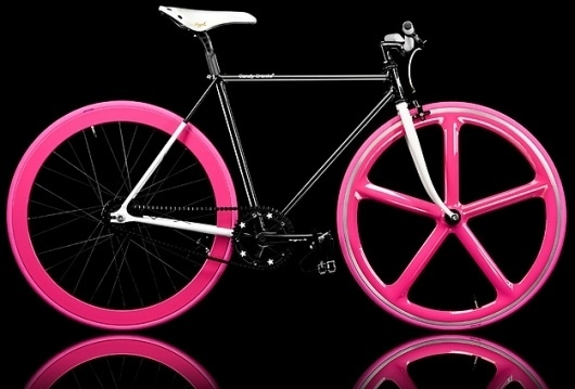 Primate Frames x Candy Cranks #bike