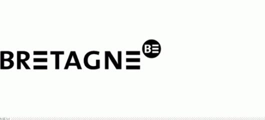 Bretagne's Stripes - Brand New #communiquez #logo #identity #type #bretagne