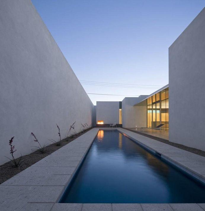 Barrio Historico House in Tucson by HK Associates 17