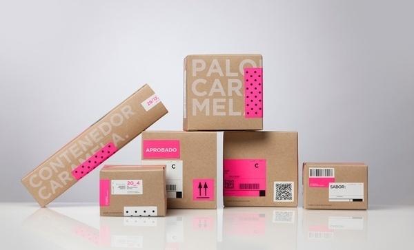 Caramela on the Behance Network #packaging #design #graphic