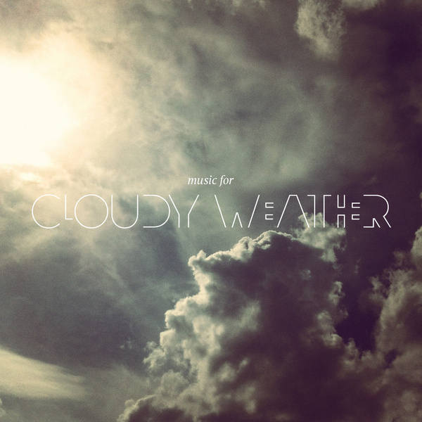 Characters in Nature on the Behance Network #designersmx #sun #clouds #weather #cloud #sky #storm #light #typography