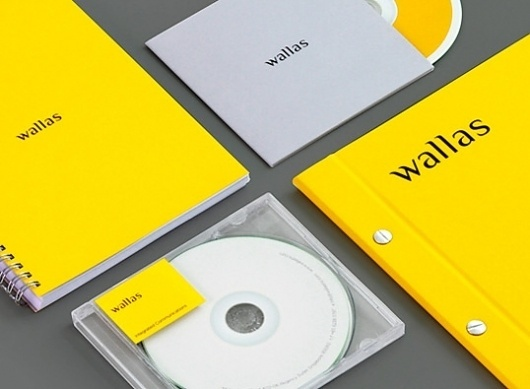 Lovely Stationery . Curating the very best of stationery design #yellow #minimal #branding #stationery