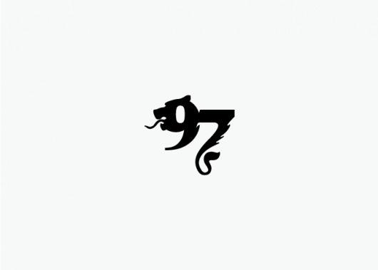 Hip Street #logo #identity #black #lion