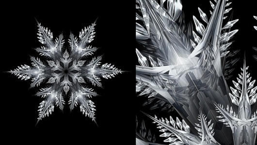 Edwin Tofslie - Creative Direction, Art Direction, Ideas, Design and Maker of Fine Jerky. #hbo #tofslie #snow #illustration #snowflakes