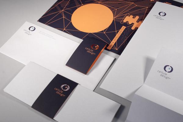 Agency's new branding on Branding Served