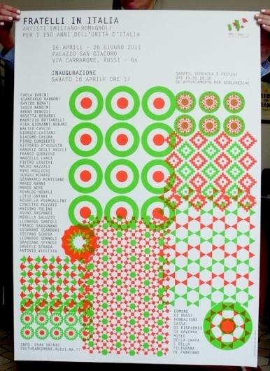 fratelli in italia.jpg 480×658 pixels #italia #pattern #poster