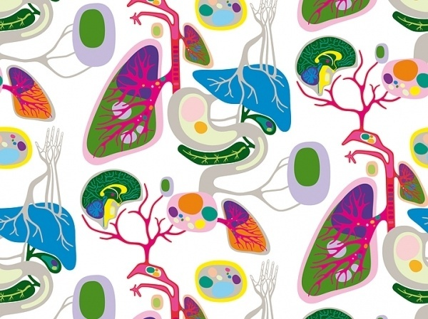 Identity | Stockholm Design Lab #illustration #wallpaper #branding