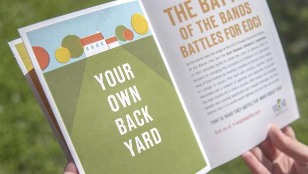 What do you battle for? #lawson #print #matt #bands #screen #battle #brochure