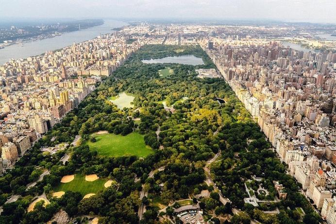 New York City Skyline in Stunning Aerial Photos by George McKenzie Jr