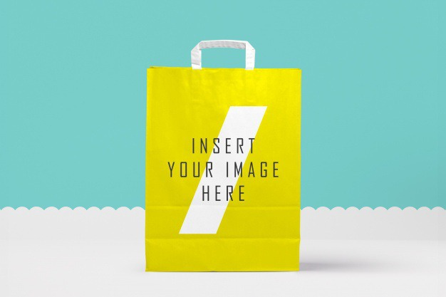 Paper bag mock up Free Psd. See more inspiration related to Mockup, Template, Paper, Web, Website, Bag, Mock up, Templates, Website template, Mockups, Up, Web template, Realistic, Real, Web templates, Mock ups, Mock and Ups on Freepik.