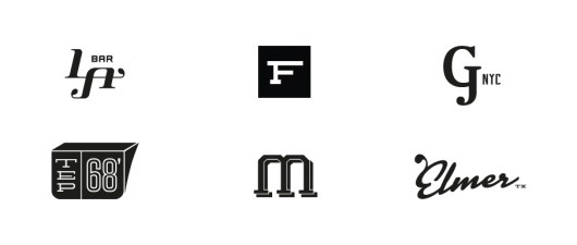 M—B Type & Design #mark #burcharth #mads #identity #logo #typography