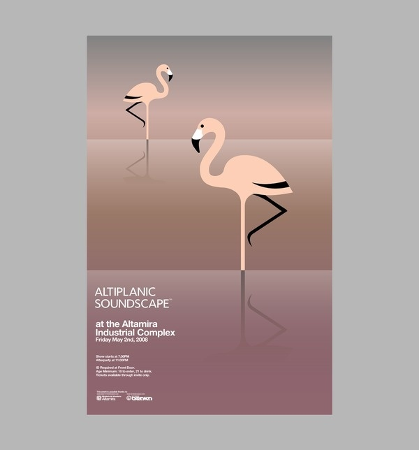 Altamira Industrial Complex Art & Design by D. Kim #poster