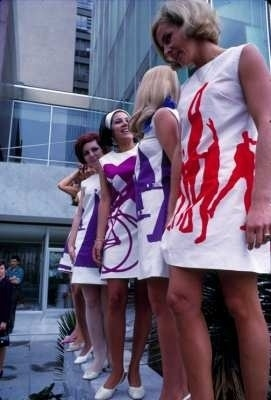 Designer Lance Wyman #fashion #olympics
