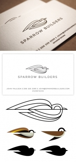 Invisible Creature Speaks » Branding #business #card #brand #illustration #logo #invisible #creature