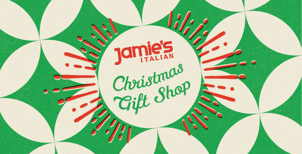 Jamie's Italian – Christmas Packaging #christmas