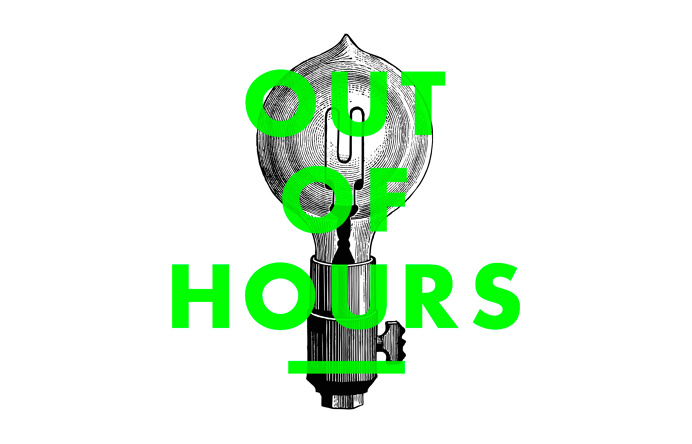 Out Of Hours, Show One branding by A.N.D. Studio