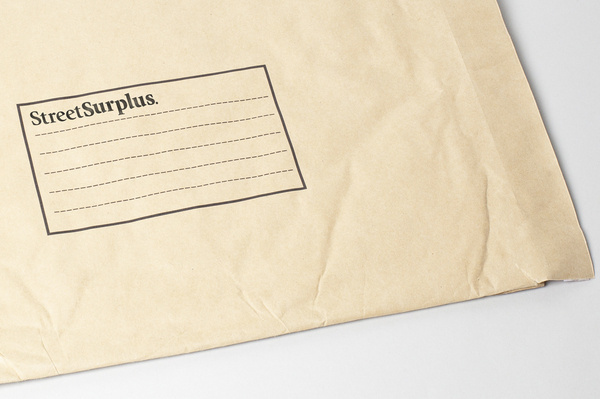 Maythorpe. » Street Surplus #print #identity #stationery