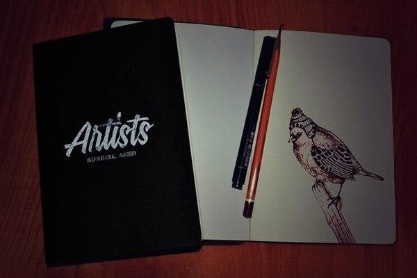 ARTISTS SKETCHBOOK #liner #sketchbook #illustration #art #sketch