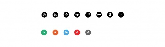 OpDemand — Berger & Föhr — Design & Art Direction #icons