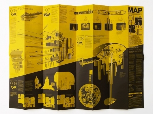 MAP - Manual of Architectural Possibilities | Gridness #layout #brochure