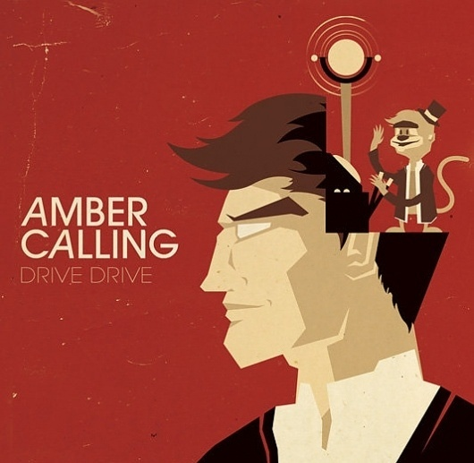 Amber Calling » packaging · We Are Synapse #packaging #album #art