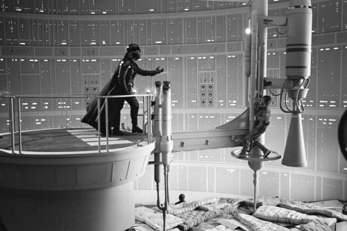 Jay Mug — Empire Strikes Back - When Darth Vader (David... #photography #design #film