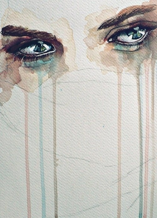 Watercolor Painting #emotion #watercolor #painting