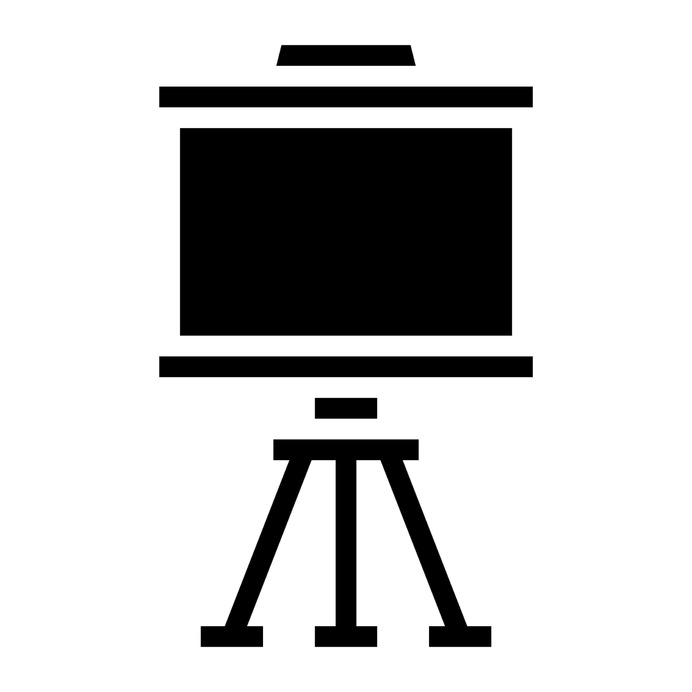 See more icon inspiration related to board, whiteboard, school, projection screen, projection, educational, education, tools, screen and tool on Flaticon.