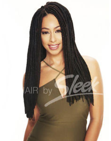 Sleek Synthetic Fashion Idol Jamaican Faux Locks 18''