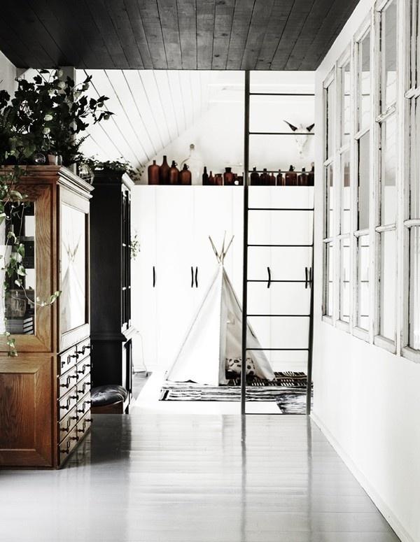 Kvarngården: country house #interior