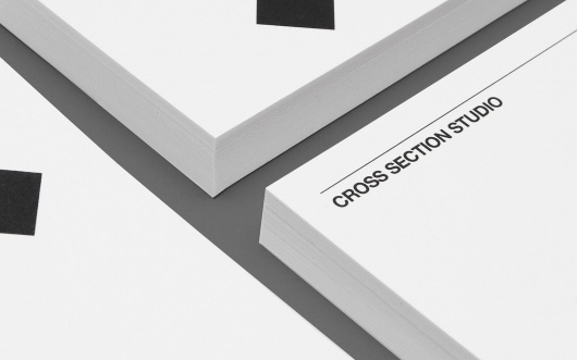 Cross Section Studio - Hunt Studio | Multi-disciplinary design studio | Melbourne #branding #typography