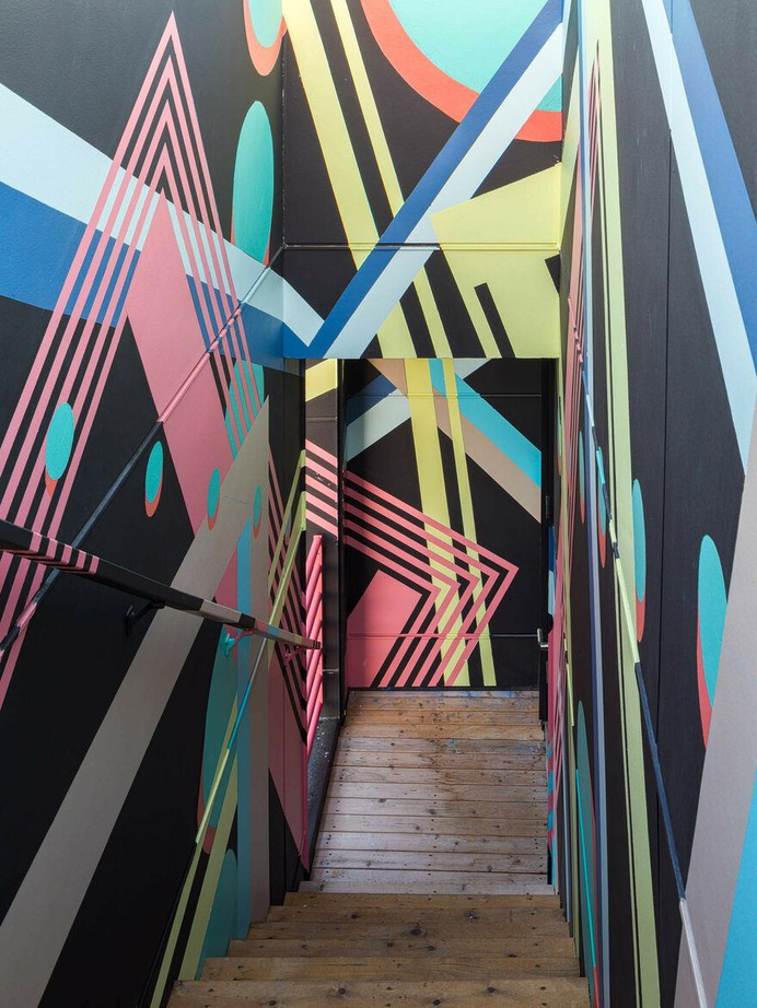 stairs / Best Practice Architecture & Hybrid Architecture