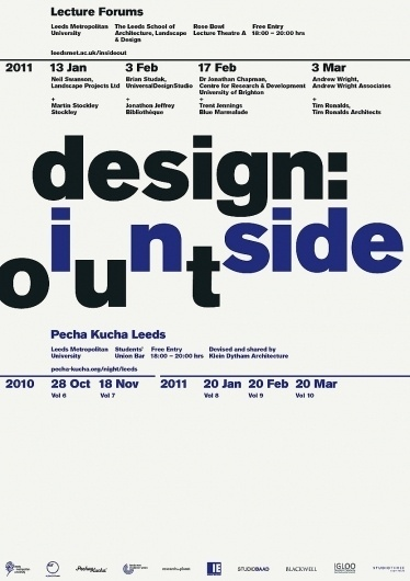 Design: Inside Out | Bibliothèque Design #poster