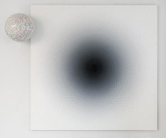 Jaakko Mattila - Canvas #ink #hole #black #logo #paper