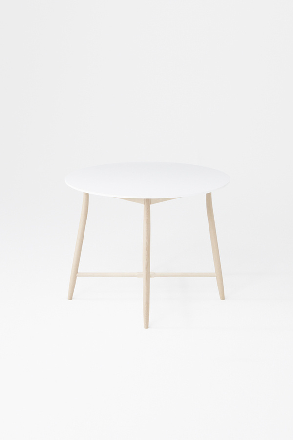 Akimoku Dining Table by Nendo #minimalist #design