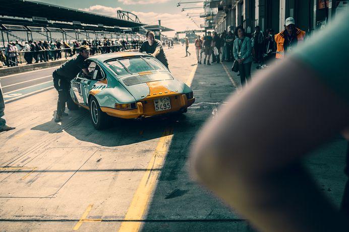 Classic Race Days Nürburgring 2017 on Behance