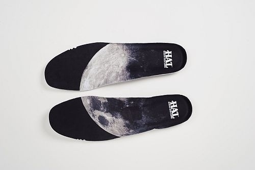 HAL X New Balance 577 Night & Day Pack | Highs and Lows #shoes #reebok #space #sneakers #moon