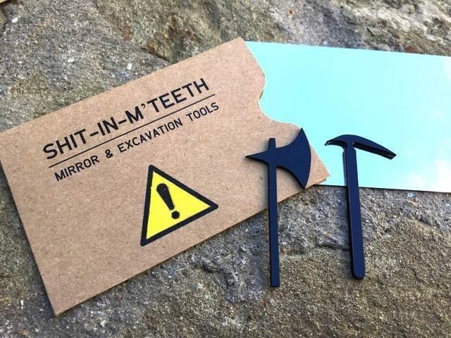 Shit-in-M'teeth #tech #flow #gadget #gift #ideas #cool